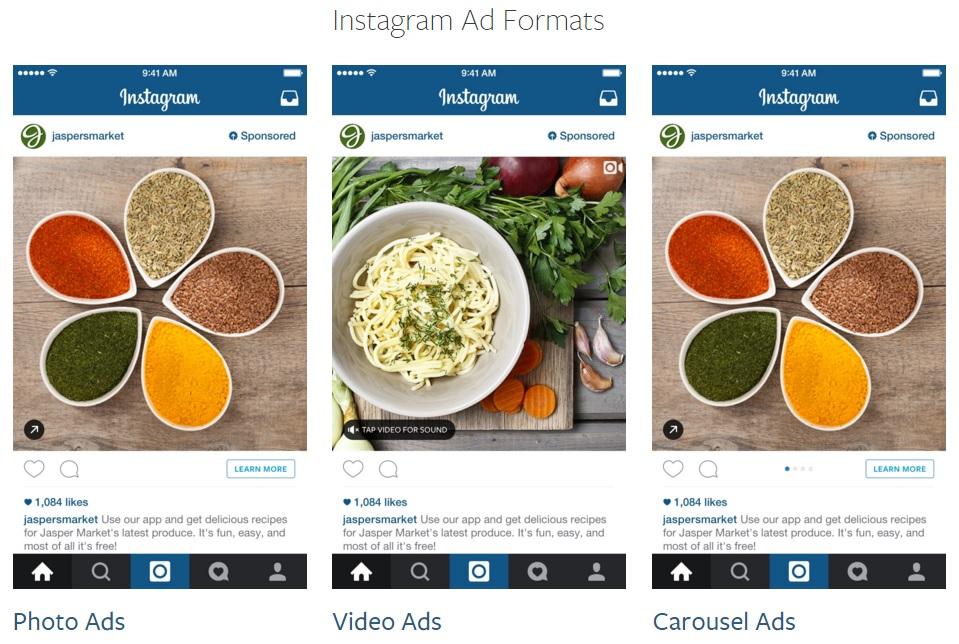 reklama na instagrame