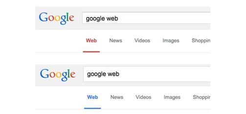 farebnost google vo vyhladavani
